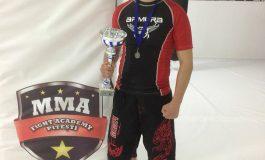 SEMINARIST din Curtea de Arges - LOCUL II la Kickboxing