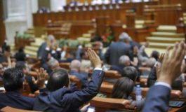 Parlamentarii au primit INDEMNIZATII MAJORATE