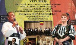 Artişti de renume în concert de Ziua Marii Uniri