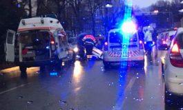 Accident grav - Pieton ranit