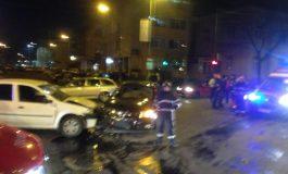 Grav accident in Pitesti! 4 VICTIME