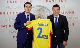 """Lupescu îi garantează postul lui Contra la națională. """"Ar fi management defectuos"""""""