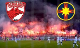 Dinamo - FCSB 2-2. Roş-albaştrii au revenit de la 0-2 şi au egalat în prelungiri