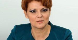 Mesajul Liei Olguța Vasilescu pentru analiștii care o contestă