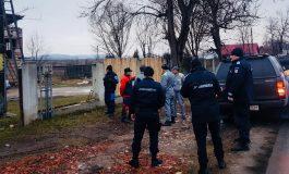 TIGANII din Baiculesti au ramas fara curent electric - Debransati cu JANDARMERIA