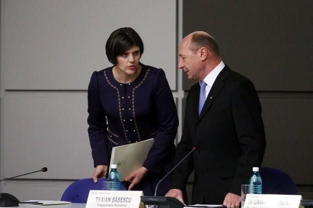 Traian Băsescu vorbește despre Laura Codruța Kovesi și viitorul ei: 'Eu am o SPAIMĂ'