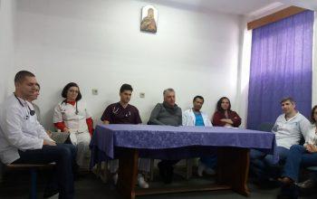 FOTO! MEDICI speciliști TINERI la Spitalul Municipal Curtea de Argeș - Angajările continuă