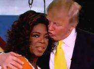 """Trump a pus toate """"tunurile"""" pe Oprah. """"Sper să candideze la preşedinţie, ca să fie deconspirată şi învinsă!"""""""