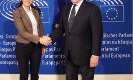 Argeșeanca europarlamentar Gabi Zoană, întâlnire la nivel înalt