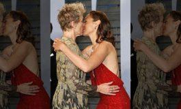 Momente de Oscar! Sărut între două actriţe la premii. Gal Gadot a îmbrăţişat-o prea călduros pe câştigătoarea serii, Frances McDormand