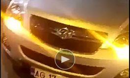 VIDEO ACUM, a fost gasita masina din care a fost aruncat tanarul mort