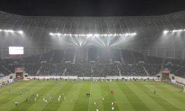 Echipa naţională s-a pregătit în premieră la Craiova înaintea amicalului cu Suedia. Lotul convocat de selecţionerul Cosmin Contra
