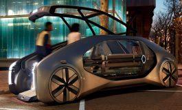 SPECTACULOS ! Renault lanseaza EZ-GO, primul vehicul-robot electric  UITE CUM ARATA