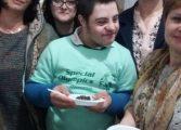La Curtea de Argeș - Astăzi au fost sărbătoriți copiii cu sindrom Down