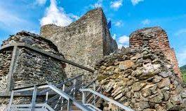 Investitie noua la Cetatea Poenari