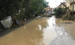 In Brasov inundatiile au facut prapad
