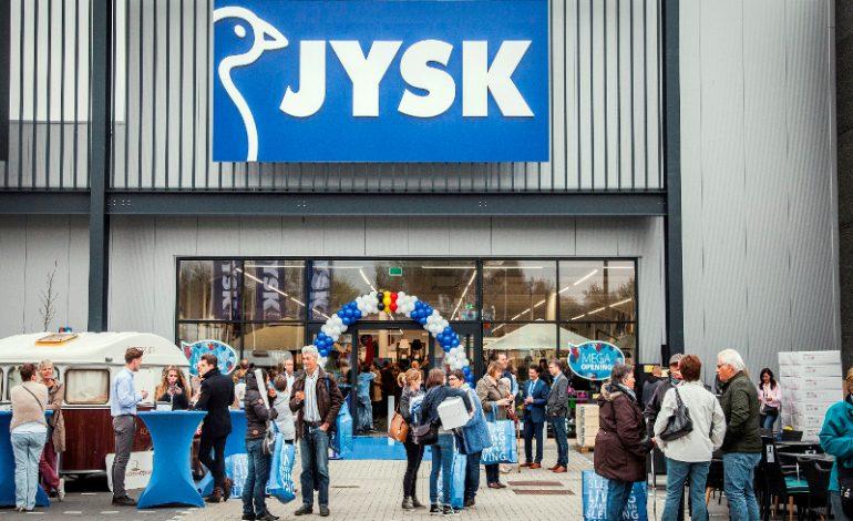 NU RATA, MÂINE ! Gratis, SUTE DE PERNE, CAFEA, CROISANT si alte premii la deschiderea magazinului JYSK din Curtea de Arges