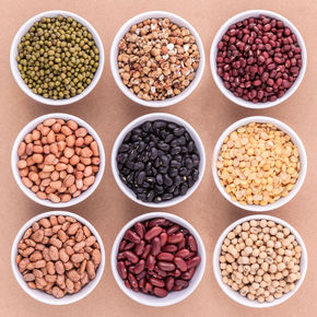 Cele mai bune surse de proteine în post