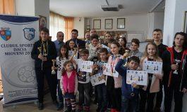 Felicitări! Ei sunt cei mai buni - Vezi lista câștigătorilor Cupei Dacia Mioveni la șah