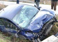 ACUM ! Accident grav la Băiculeşti - INTERVINE SMURD-ul