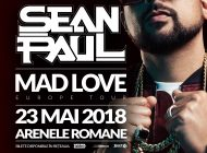 Superstarul Sean Paul vine in Romania - Concert incendiar la Arenele Romane