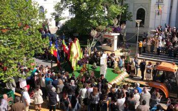 VIDEO Viorica Dancila si ministrul Carmen Dan au deschis Simfonia Lalelelor