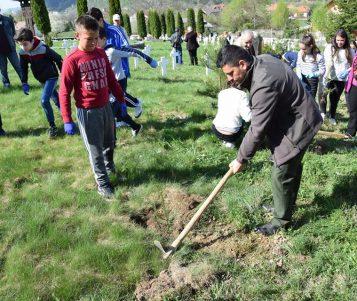 La Lereşti, natura şi tradiţiile respectate prin acţiuni specifice