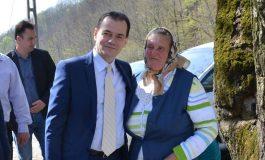 Ludovic Orban a venit in Arges, la manastire ! VEZI MOTIVUL