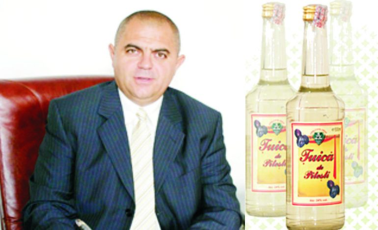 """ŢUICA DE PITEŞTI NU PIERE ! Vinalcool Argeș, patronată de """"doctorul"""" Marian Drăgușin, a ieșit din insolvență"""
