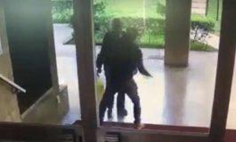 VIDEO ŞOCANT ! Atacul brutal al unui român asupra unui bătrân ! Italia îngrozita !