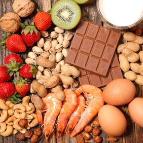 8 alimente populare care pot provoca reacţii alergice