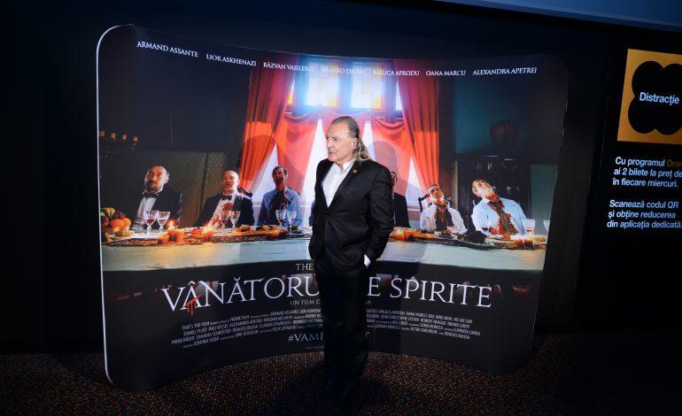 """NU RATA ! Celebrul actor Armand Assante vine mâine la Teatrul """"Alexandru Davila"""""""