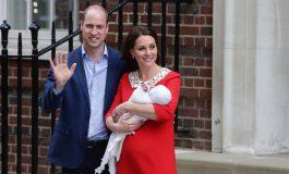 Kate Middleton şi prinţul William au anunţat OFICIAL numele celui de-al treilea copil