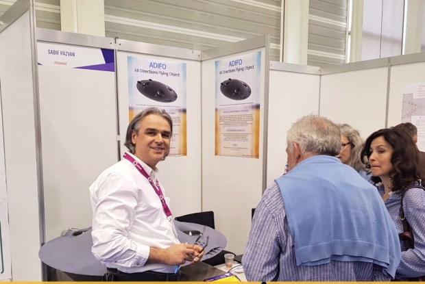 PERFORMANȚĂ URIAȘĂ ! Argeșeanul Răzvan Sabie premiat la Salonul de Inventică din Geneva