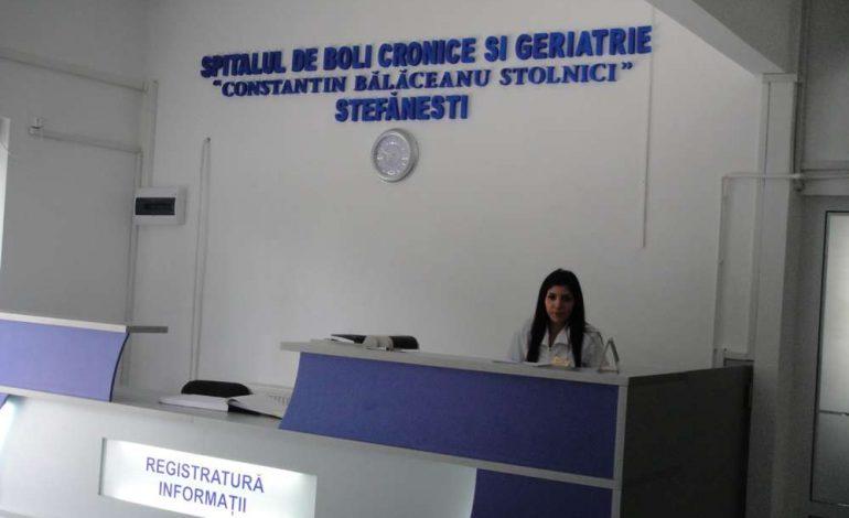 PREMIERA  la Spitalul Ştefăneşti – Servicii de recuperare neorologică în ambulatoriu si orsteodensitometrie