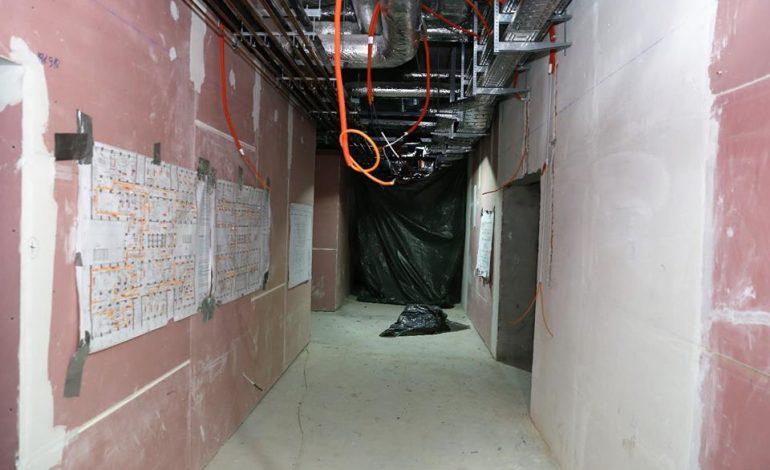 Se lucrează intens la noul spital din Mioveni