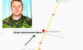 Apare o nouă stradă în Curtea de Argeş ! Va purta numele eroului militar mort in Afghanistan