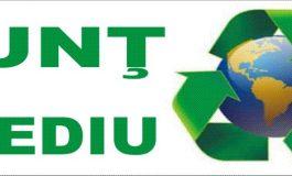 Anunţ public privind depunerea solicitării de emitere a acordului de mediu