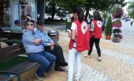 De Ziua Internaţională a Crucii Roşii, în Argeș campanie de informare a cetatenilor