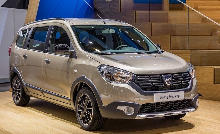 Dacia Lodgy se transformă în SUV-  UITE cum se va numi