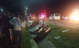 FOTO UPDATE Accident tragic! Un tânăr mort, alți doi in stare grava