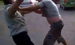 ȘOCANT ! ACUM, în Argeș, PRIMARUL a BĂTUT în plină stradă un CETĂȚEAN, acuza oamenii