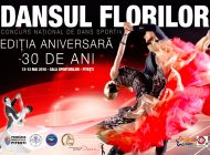 Record de participanți la Concursul Dansul Florilor- ediția a 30-a VEZI DETALII