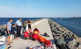 TRAGEDIE ! Un militar din ARGEȘ A MURIT în Marea Neagră: A STRIGAT după ajutor, dar nu a mai putut fi salvat