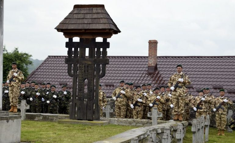 Ziua Eroilor va fi sarbatorita de militarii din Curtea de Arges – VEZI PROGRAMUL EVENIMENTELOR