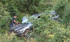 ACUM! Mașină căzută în prăpastie la Sălătrucu 2 victime