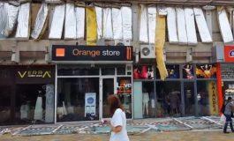 VIDEO ! Furtuna a făcut prăpăd în Piteşti, complex Fortuna avariat - CE URMEAZĂ LA NOAPTE ?