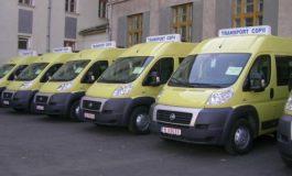 Argeșul mai vrea 70 de microbuze școlare