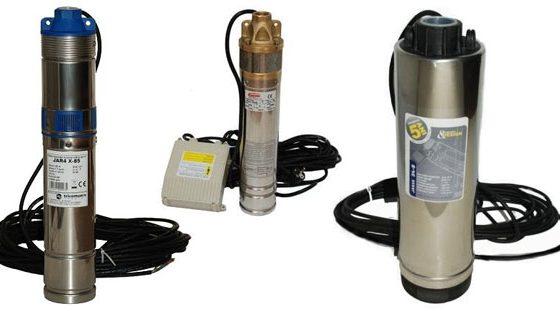 Avantajele unei pompe submersibile