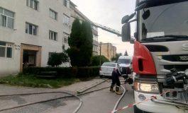 GALERIE FOTO VIDEO Incendiu din Ivancea care a panicat un cartier intreg